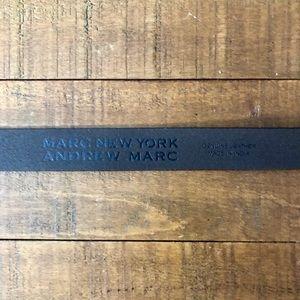 Marc Jacobs Accessories - Marc Jacobs Leather Belt